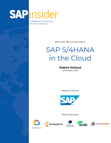SAPinsider S/4HANA in the Cloud