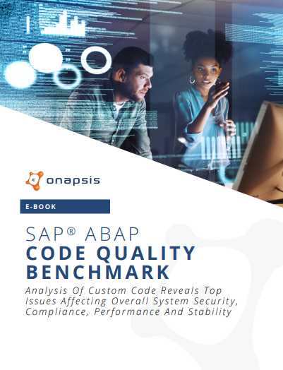 SAP ABAP Code Quality Benchmark