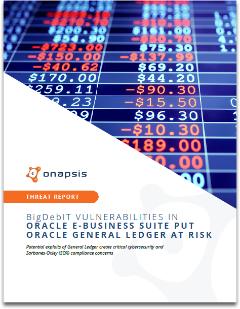 Onapsis BigDebIT Threat Report