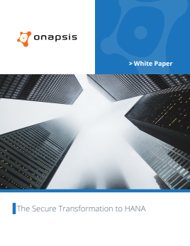 The Secure Transformation to HANA®