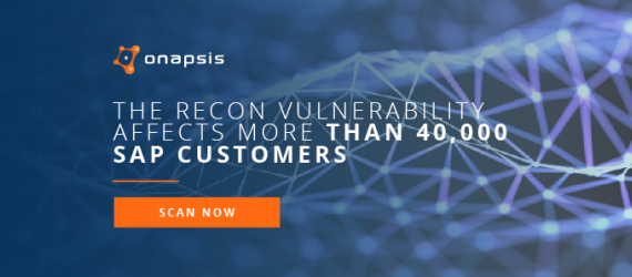 Onapsis Provides All SAP Customers with Free RECON Vulnerability Scanning Tool