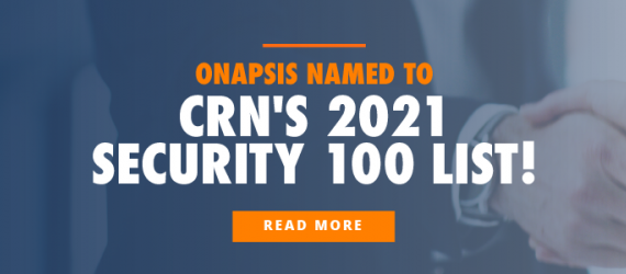 Onapsis Named To CRN's 2021 Security 100 List