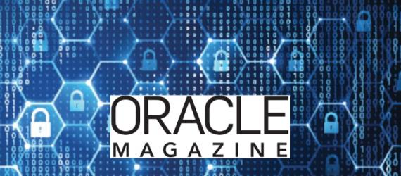 Oracle Magazine Blog Banner